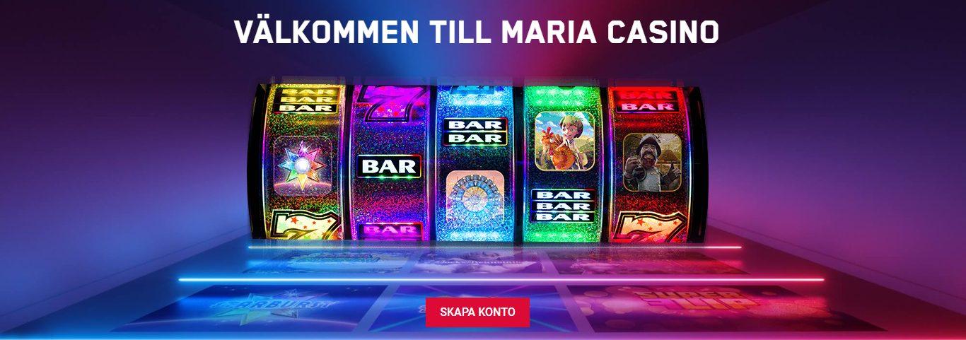 maria casino mobil