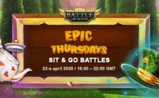 epic thursday battles
