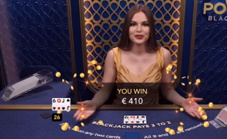 nya power blackjack live casino