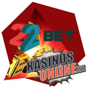 22bet kasino freespins