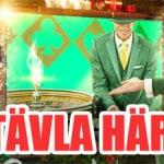 4k TV mr green tävling