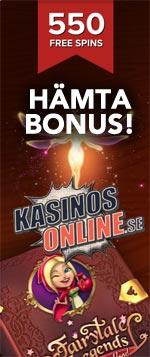 550 gratissnurr igame bonus