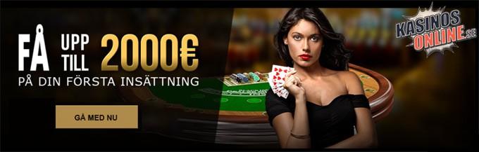 ParkLane kasino bonus