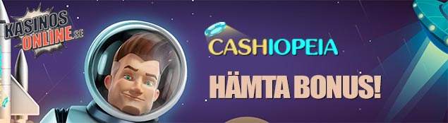 cashiopeia kasino bonus