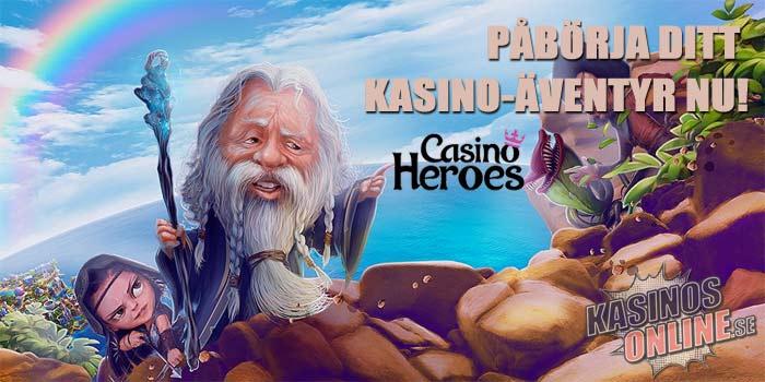 casino heroes kasinoäventyr