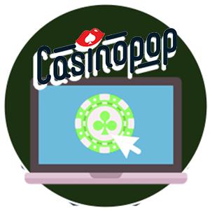 casinopop freespins