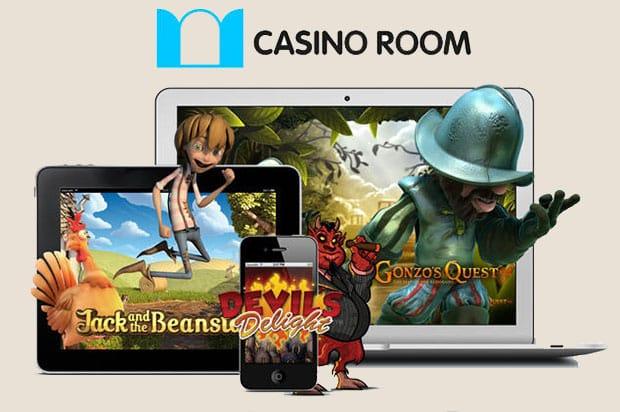 casinoroom bonuskod spel