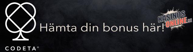 codeta casino kasino online banner bonus