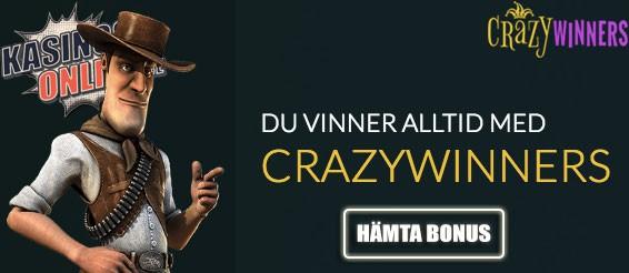 crazy winners bonus kasino
