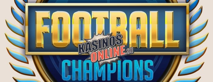 football champions cup spelautomat kasino