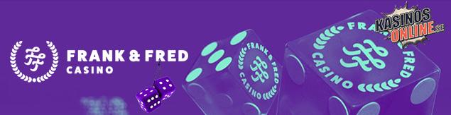 frank & fred kasino bonus