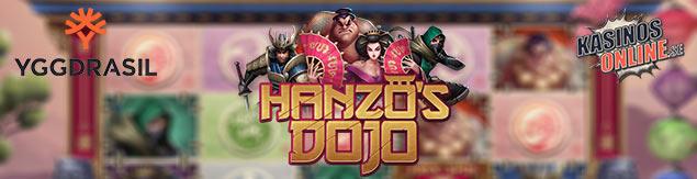 hanzos dojo spelautomat