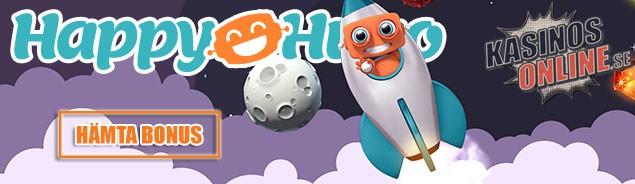 happy hugo kasino bonus online casino