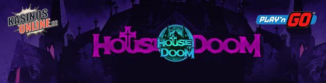 house of doom spelautomat