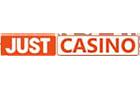 just casino logo x