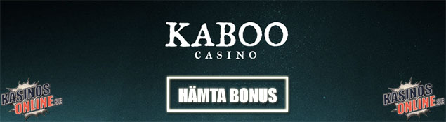 kaboo kasino bonus gratissnurr