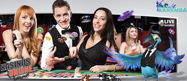 live kasino karamba