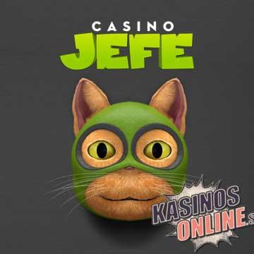 kasino jefe online kasino