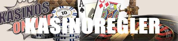 kasino regler kasinoregler online kasino på nätet