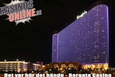 borgata kasino online craps