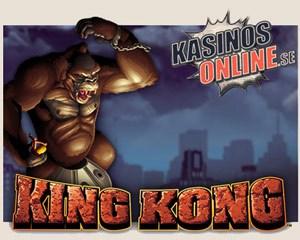king kong spelautomat