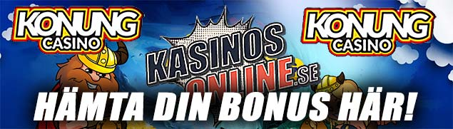 konung casino free spins