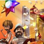LeoVegas kampanj starburst festival