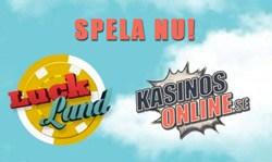luckland kasino bonus