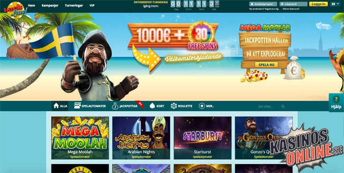 luckland kasino
