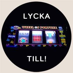 lycka till med online kasino