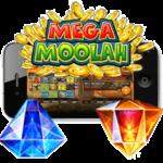 Mega Moolah slot bonus