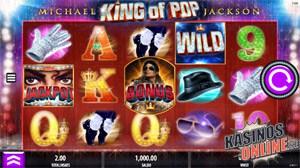 michael jackson kasinospel