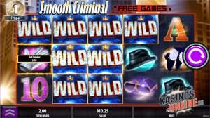 michael jackson spelautomat kasino