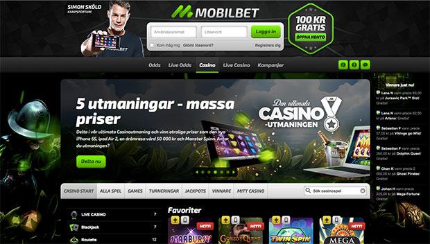 mobilbet kasino