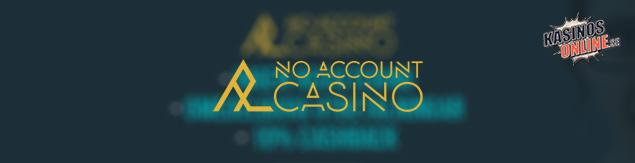 noaccount casino casino utan konto