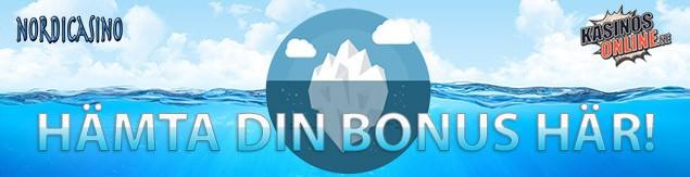 nordicasino bonus kasino