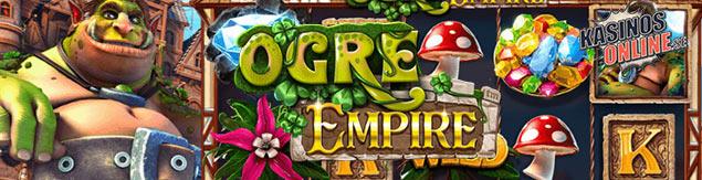 Ogre Empire spelautomat