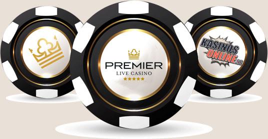 premier live casino marker vchips kasino