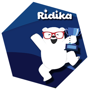 ridika free spins