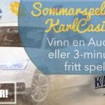 sommarspelen hos karlcasino audi a1 online kasino