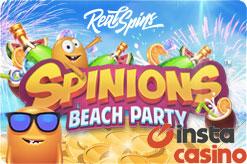 instacasino beach party instacasino realspins