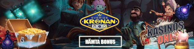 bonus gratissnurr bonus sverigekronan kasino online