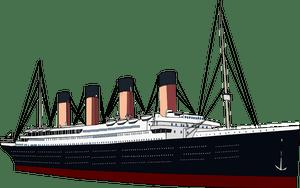 titanic spel