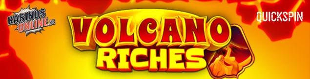 volcano riches spelautomat