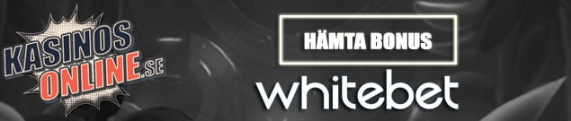 whitebet kasino bonus