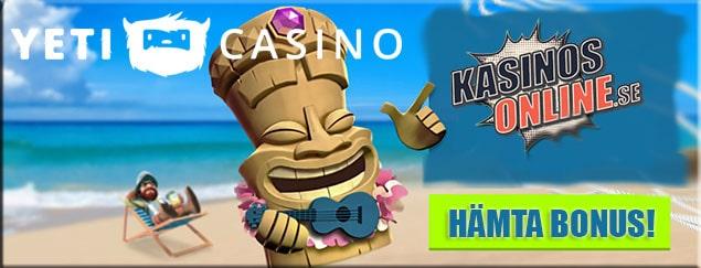 yeti casino bonus online kasino