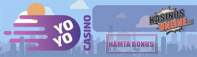 yoyo casino bonus gratissnurr